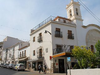 "Apartment a short walk away (123 m) from the ""Playa de La Roda"" in Altea with Internet, Washing machine (262955)"