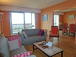 Apartment in Benerville-sur-Mer with Terrace, Internet, Parking, Balcony (282011)