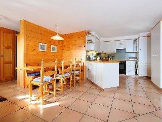 Villa in Bagnes with Internet, Parking, Terrace, Garden (282037)