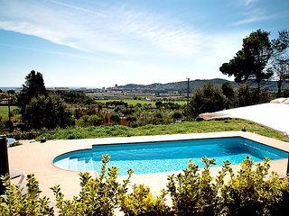 Villa 700 m from the center of Calonge with Internet, Air conditioning