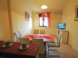 Apartment in the center of Banjol with Internet, Air conditioning, Parking