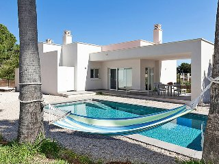 "Villa right near the ""Cala d'Aigua Dolça"" in Dénia with Internet, Air"