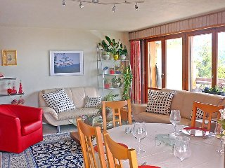 Apartment in Bagnes with Parking, Balcony (37229)