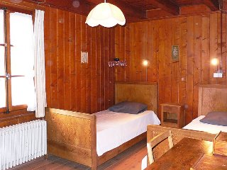 Villa in Bagnes with Internet, Parking, Balcony (42009)