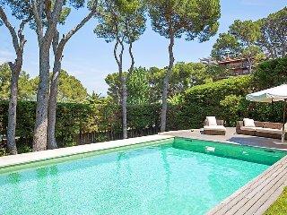 Villa in Calonge with Internet, Terrace, Garden, Washing machine (447118)