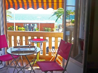 Apartment 267 m from the center of Cagnes-sur-Mer with Internet, Lift, Balcony