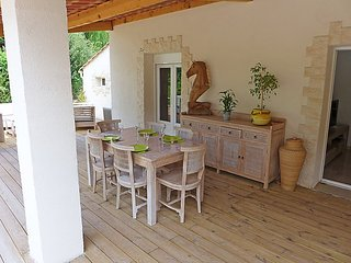 Villa in Fréjus with Internet, Air conditioning, Parking, Terrace (497799), Frejus