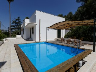 283 Villa with Panoramic View in Casarano Gallipoli