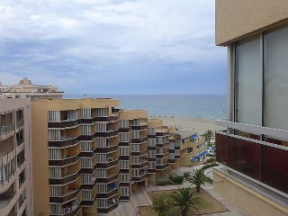 Apartment in Canet-en-Roussillon with Lift, Parking, Terrace (502483)