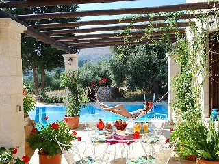 Villa in Chania with Air conditioning, Internet, Parking, Balcony (509225), Alikampos