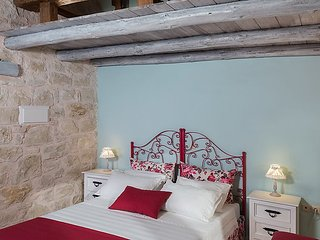 Villa in Chania with Air conditioning, Internet, Parking, Washing machine (509228), Alikampos