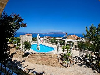 Villa in Chania with Air conditioning, Internet, Parking, Washing machine (511033), Drapanos
