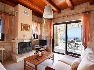 Villa in Chania with Air conditioning, Internet, Parking, Washing machine (511019), Drapanos