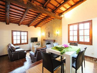Villa 586 m from the center of Calonge with Internet, Parking, Terrace, Garden