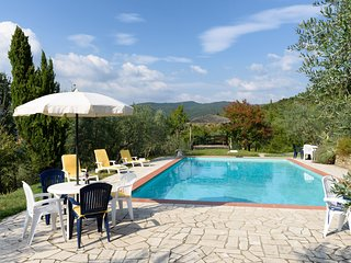 Borgo Tranquilitta - IL SOLE - Family Cottages in Tuscany with pool., Castiglion Fiorentino