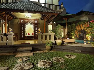 Ashanti Villa - Bedroom 1