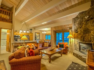 Great Size Condo , Recently Upgraded, Right Across the Slopes in Steamboat