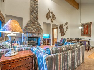 Pet Friendly Townhome With Private Hot Tub, Steamboat Springs
