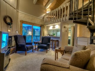 Best Deal on 2/2 in Steamboat, Fantastic Amenities