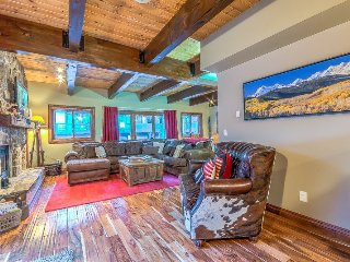 True Gem In The Heart Of The Mountain Village, Steamboat Springs