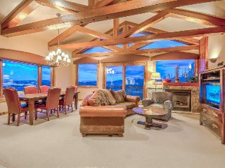 Craftsmanship and Ambience With Breathtaking Views, Steamboat Springs