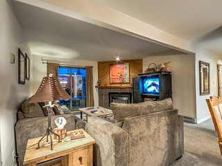 Great Location, Perfect Mountain Condo, Steamboat Springs