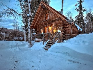 Secluded Historic Cabin