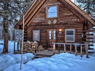 Pet Friendly Cabin , Privately Secluded