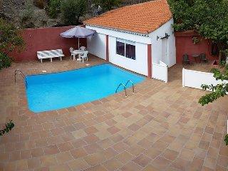 Casa rural en Hoya de Tunte. Vivienda 4, Santa Lucía