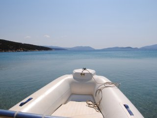 Live your island dream only 1h from Athens in, Marmari