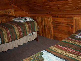 Bee Cliff Cabins- cozy cabin located on the Watauga River, Elizabethton