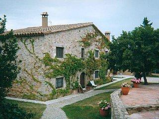 Gran casa de campo 14pers. con piscina, solárium,y preciosas vistas., Santa Cristina d'Aro