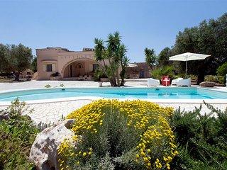 373 Villa with Pool in Casarano Gallipoli