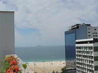 Beautiful Copacabana Penthouse!!!