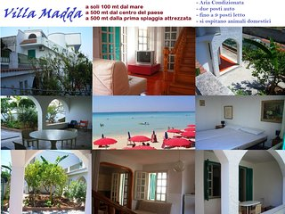Villa MADDA Porto Cesareo Lecce - 100 metri dal mare