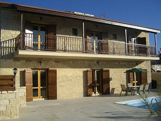 3 bedroom villa with private pool, Limassol