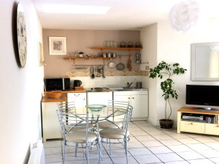 The welcoming and fully equipped Kitchen Diner