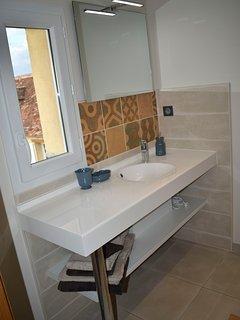 salle d'eau Orchis