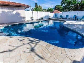 Hammock Beach House w Private Pool Steps to Beach