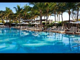 Lavish Oceanview Suite at The W Resort, Miami Beach - Luxury Amenities