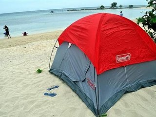 We,ADIVA Maldives providing the felicities to backpacking travelers (camping)