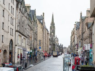 Royal Mile, Old Town, Edinburgh