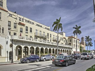NEW! Historic Palm Beach Studio - Near the Ocean!