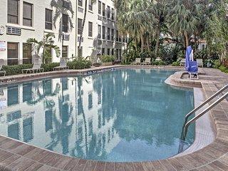 NEW! 1BR Palm Beach Condo w/Pool - Steps to Ocean