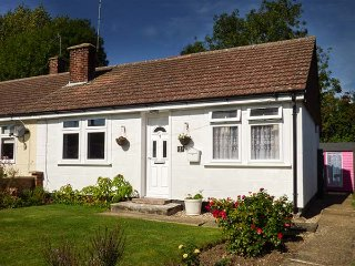 SPURLING COTTAGE, all ground floor, front and rear garden, bike storage
