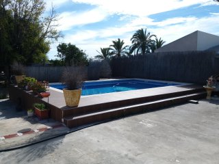 Casa Blanca Elche 6 bedroom house
