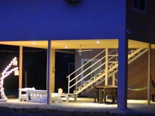 Casa mono vicino al centro con zona relax all'aperto