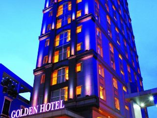 Wonderful Golden Central Saigon Hotel