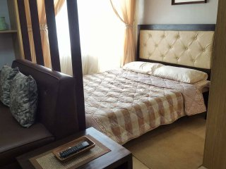 Modern and chic condo for rent in Baguio City