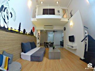 S Suites | Samurai Duplex Suite